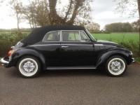 kever cabrio 1303 zwart