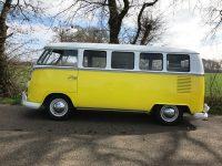 T1 Samba een originele met oorkonde van VW