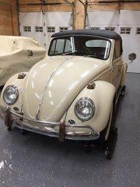 kever cabrio 1966 word naar wens gerestaureerd