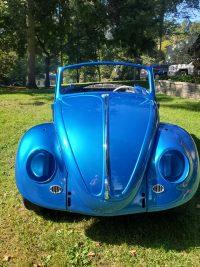 Kever Cabrio 1965 nieuw binnen