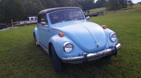 Käfer Cabrio 1302