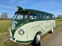 VW T1 1960 met semaphore knipperlichten verkocht