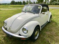 Kever Cabrio 1303 Wit verkocht