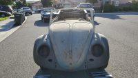 kever cabrio 1959 met semaphore knipperlichten komt nog binnen