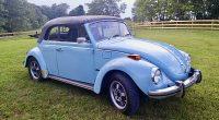 Käfer Cabrio 1302 nicht restaurierter top zustand verkauft