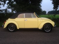 Kever cabrio 1303 geel Te Koop