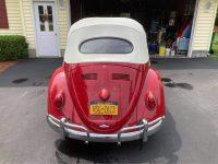 Kever cabrio 1962 te koop komt nog binnen