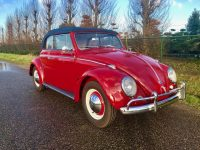 Kever cabrio 1962 body off gerestaureerd
