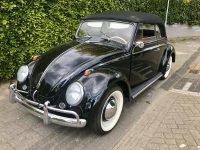 Käfer Cabrio EZ 1960 von zweit Besitzer