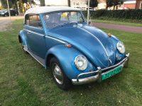 Kever cabrio 1963 Verkauft