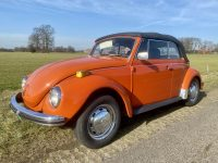 Kever cabrio clementine verkocht