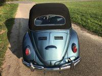 Käfer Cabrio body off restauriert 1964
