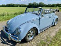 Volkswagen kever cabriolet 1964 body off gerestaureerd