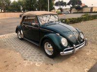 Käfer Cabrio 1963 body off restauriert kommt noch rein