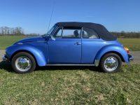 Kever Cabriolet 1303 gerestaureerd verkocht