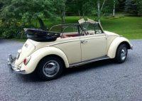 Komt nog binnen kever cabrio 1966