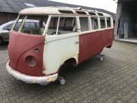 Duitse Volkswagen T1 Samba een originele met certificaat van VW