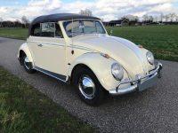 Käfer Cabrio 1963  matching numbers