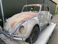 kever cabriolet 1963 zelf kleur en uitvoering uitzoeken