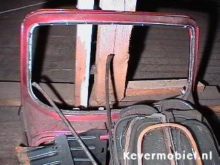 Voorruitstijl 1303 cabrio